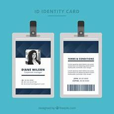 id card template gratis id card designs vectors photos and psd files free
