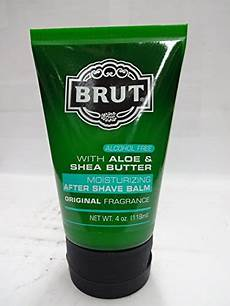 moisturizing after shave balm original fragrance with aloe