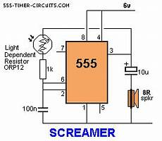 screamer circuit