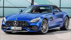 mercedes gt 2019 2019 mercedes amg gt c roadster driving performance