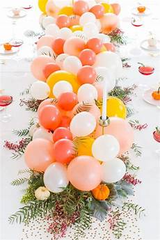15 Ways To Decorate A Table With Balloons Balloon