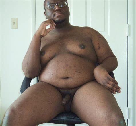 Naked Black Men