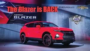 2020 Chevy Blazer  YouTube