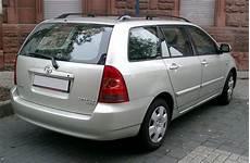 File Toyota Corolla E12 Kombi Rear 20071102 Jpg
