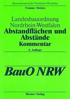 landesbauordnung und landesbauordnung nordrhein westfalen gebraucht zvab