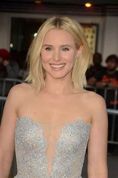 kristen bell kristen bell s hairstyles over the years