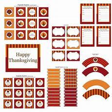 thanksgiving food label cards template 30 thanksgiving printables