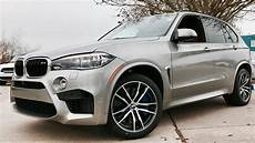 Bmw X5 2017 - 2017 bmw x5 m review exhaust start up