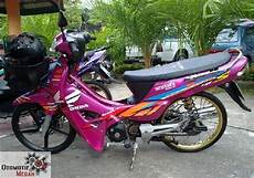 Modifikasi Honda Kirana by Modifikasi Honda Grand Thai Look Style Otomotif Medan