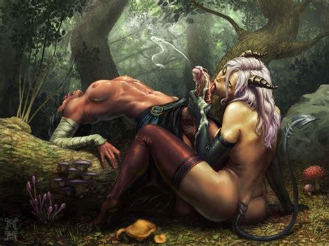 Fantasy Porn Art