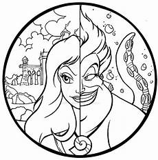 ursula coloring pages commission ursula and color page by