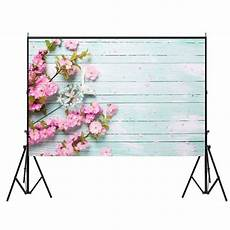 3x5ft Vinyl Background Cloth Fuzzy Flowers by Details About 3x5ft 5x7ft Flower Wall Photo Vinyl Home