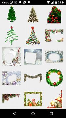 merry christmas photo stickers apk free android app download appraw