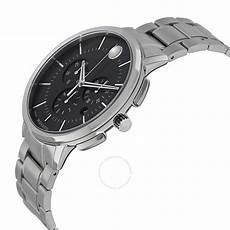 movado ultra thin chronograph black soleil dial men s watch 0606886 movado watches jomashop