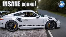 porsche 991 2 gt3 rs sound