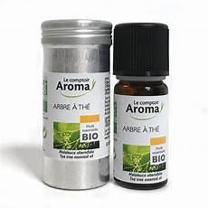 le comptoiraroma huile essentielle d arbre 224 th 233 bio
