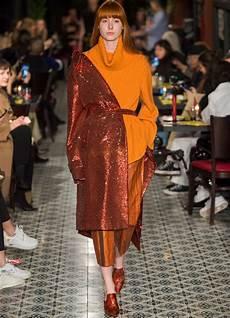 Berlin Fashion Week A W 2018 Herbst Und Winter Trends