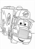 Download And Print Coloring Pages For Mack The Truck