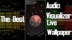 how to get audio visualizer live wallpaper visualizer live wallpaper gallery