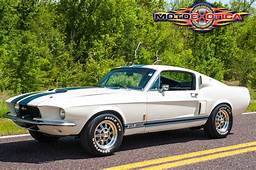 Classic C Code 1967 Ford Mustang Shelby Fastback GT350