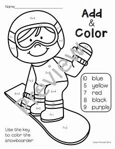 winter toddler worksheets 20108 winter olympics math graphing practice add and color and extending patterns winter olympics