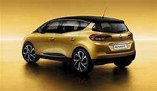 2018 Renault Scenic Back View Renault
