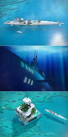 yacht submarine migaloo high t3ch
