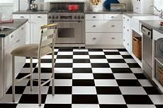 black white vinyl flooring