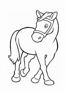 Malvorlagen Gratis Pony Pony Ausmalbilder Gratis Ausmalbilder Pferde