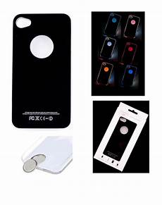 iphone led light case apple iphone 4 4s 5 cover screen