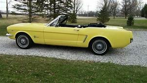 1964 1/2 Mustang Convertible For Sale  Ford