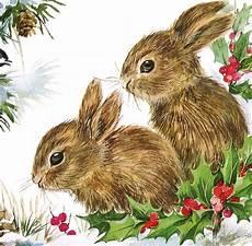 christmas bunnies christmas bunny vintage christmas images christmas graphics