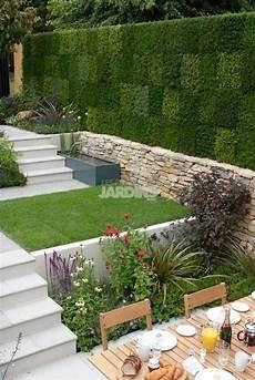 amenager petit jardin 42166 un petit jardin et un mur v 233 g 233 tal tout en bruy 232 re les plus beaux jardins le mag nouvelle