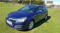 opel astra 1 7 cdti 2005 vauxhall astra design 1 7 cdti 100 estate blue nov 2005 55 plate in newark nottinghamshire