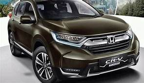 2018 Honda CRV Dashboard  Car US Release