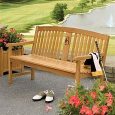 oxford garden signature series 5 ft park bench outdoor benches at hayneedle