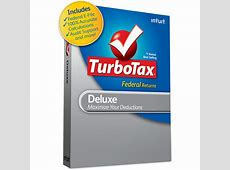Turbotax Deluxe 2019 Fed Promo Coupons