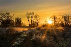 Sch 246 Ner Frostiger Morgen Heute Fr 252 H Foto Bild