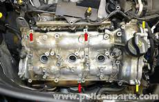 Mercedes W204 Valve Cover Removal 2008 2014 C250