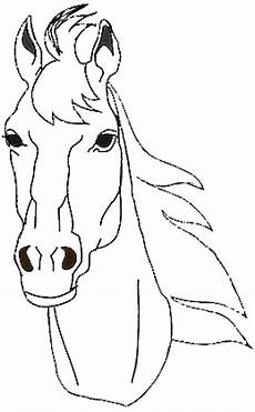 Malvorlagen Pferdekopf 1000 Images About Coloring Pages Horses On