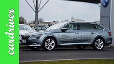 2016 Skoda Superb Combi 4x4 2 0tdi Road Test View