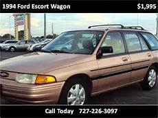 how can i learn about cars 1994 ford escort user handbook 1994 ford escort wagon used cars hudson fl youtube