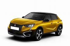 All New Peugeot 2008 Could Look Like A Bigger More Rugged