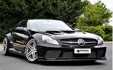 Prior Design Mercedes Sl R230 Black Edition