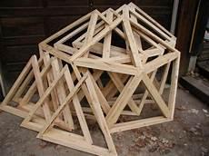 garten iglu selber bauen biodome frames hexagon kuppel haus garten iglu und