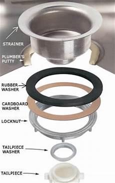 Kitchen Sink Nut And Washer by Kitchen Sink Tailpiece Washer Shapeyourminds