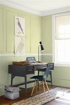 naturally beautiful upper wall color fernwood green lower wall color urban nature trim