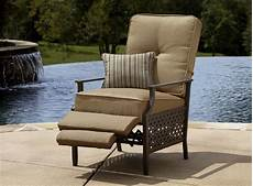 la z boy outdoor kennedy recliner outdoor living patio