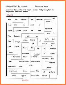 3 subject verb agreement worksheet 8th grade purchase agreement group