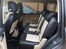 vw touran leather like car seat covers by jc seatcovers